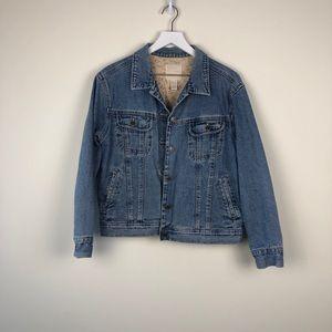 J.Jill vintage jean jacket size m